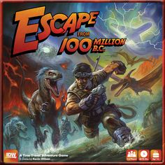 Escape from 100 Million B.C. (2017)