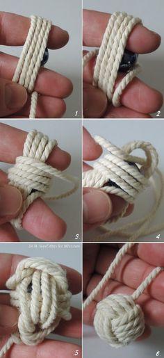 Diy nœud