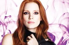 Jessica Chastian's New YSL Beauty Campaign shot by Mert and Marcus.