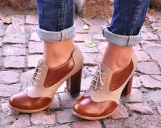 e7c9eed87d1 Fulham Oxford Pumps Womens Oxfords Handmade by JuliaBoShoes Oxford Pumps