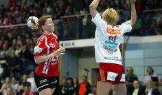 Thüringer HC unterliegt Larvik HK im Viertelfinal-Hinspiel
