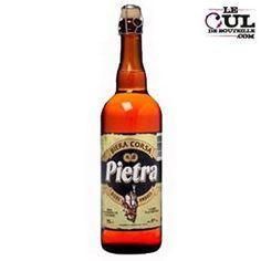 Bière Piétra 75cl de la Brasserie Piétra..