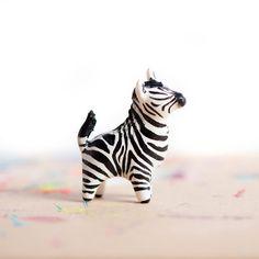 Le Unique Zebra Totem | leanimale