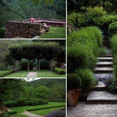 maurieres & ossart - garden views