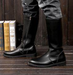 boots w/ zipper on ebay - $33