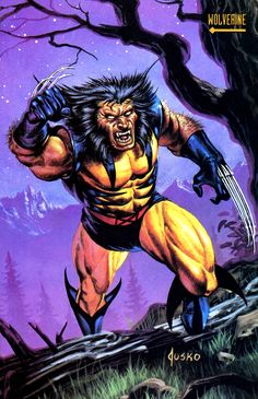 Wolverine by Joe Jusko Hip Hop Radio | Rap Radio | Rap songs with Baka'z Mann Week #2 https://www.youtube.com/watch?v=S7DXCS0PVHg