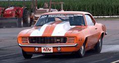 megalodon 1969 camaro drag racing