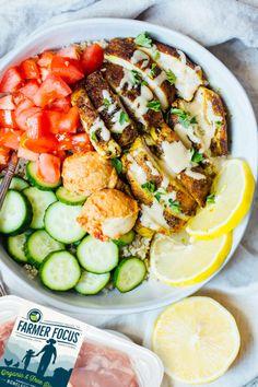 Good Healthy Recipes, Healthy Meal Prep, Paleo Recipes, Healthy Snacks, Dinner Recipes, Healthy Eating, Cooking Recipes, Chicken Meal Prep, Chicken Recipes