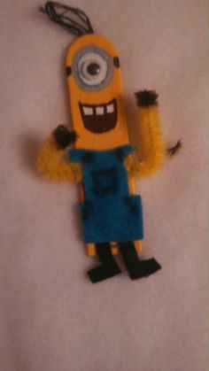 Girl Scout swap Minion. We had our event yesterday and I was swamped by girls. They LOVED the Minions!