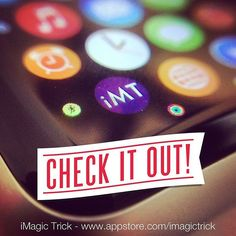 iMagic Trick is available for the iPhone iPad and Apple Watch.  Perform the trick on your iPhone and reveal the magic number on your Watch.   Check it out: www.appstore.com/imagictrick  #magic #app #iphone #trick #applewatch #apple #apps #apple_watch #magical #magictrick #imagictrick #watchos #watchos2 #ios #ios9 #appstore #itunes #applestore #downloadnow #applewatchfans #iphone6 #iphone6s #iphone6plus #iphone6splus #ipad #ipadair #ipadpro #appletv #applewatchedition #applewatchsport