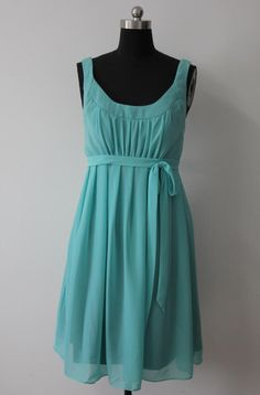 Black Knee-length Scoop Sleeveless #Bridesmaid #Dress Style Code: 02587 $74