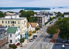 Portland Maine named America's Healthiest Cities to Visit by Food and Wine Magazine Credit: www.istockphoto.com
