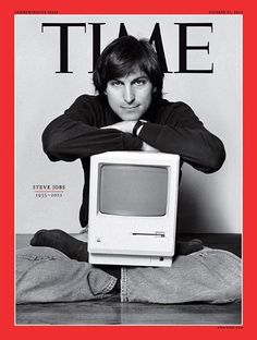Steve Jobs 1955-2011. Tomorrow, an issue that the presses were stopped for....