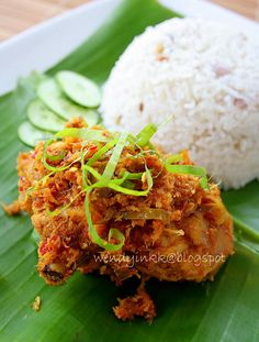 Table for 2.... or more: Chicken Rendang - Ayam #1