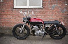 Monkee #55 http://goodhal.blogspot.com/2013/03/monkee-55.html #CB750 #Honda #Monkee55 #Motorcycle #Wrenchmonkees