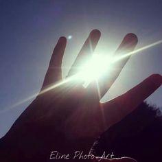Capturing sunbeams