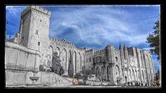 Palais des Papes (Avignon, France)