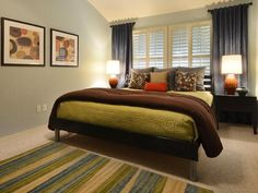 Contemporary Bedrooms from Ann Wisniewski : Designers' Portfolio 1634 : Home & Garden Television#//room-bedrooms/color-green#//room-bedrooms/color-green#/id-5984