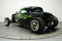 Hot Wheels Hot Rods | 1934-ford-coupe-hot-rod