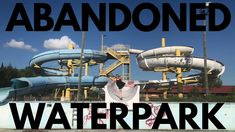 ABANDONED WATERPARK Abandoned Water Parks, Tear Down, This Or That Questions, Movie Posters, Film Poster, Popcorn Posters, Film Posters