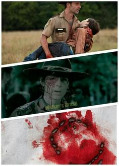 This is messed up! Carl The Walking Dead, Walking Dead Quotes, Walking Dead Funny, Carl Grimes, Chandler Riggs, Dead Inside, The Day Will Come, Stuff And Thangs, Andrew Lincoln