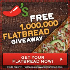 » Please claim your FREE Flat Bread! I can win a contest!! Bargain Hound Daily Deals