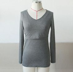 Turtle Neck Maternity Top