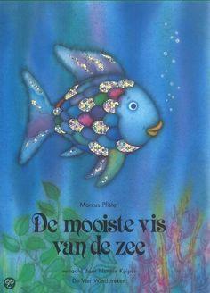 De mooiste vis van de zee is een erg leuk boek... Een echte aanrader voor klein en groot... <3