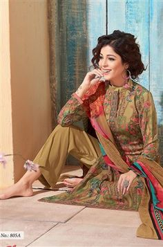 Rivaaeshop - All Types of Salwar Suits,Anarkali Dresses Manufacturers from Surat
