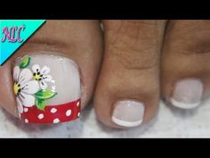Manicure, Lily, Nail Art, Videos, Folding Clothes Rack, Flower Nails, Hairstyle Ideas, Art Nails, Designed Nails