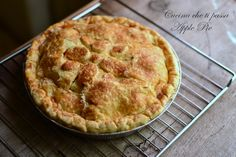 Apple Pie - Torta di mele #AnimatedFood