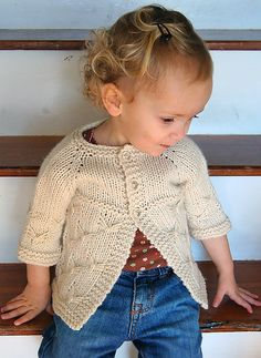 Free Knitting Pattern for Butterfly Baby Cardigan - Seamless top down cardigan w. Crochet , Free Knitting Pattern for Butterfly Baby Cardigan - Seamless top down cardigan w. Free Knitting Pattern for Butterfly Baby Cardigan - Seamless top d. Crochet Baby Cardigan, Knit Baby Sweaters, Crochet Baby Booties, Hat Crochet, Baby Knits, Crochet For Boys, Knitting For Kids, Easy Knitting, Baby Girl Cardigans