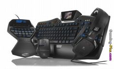Gaming keyboard, mouse, and headphones - And somehow I still get owned in Modern Warfare