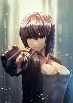 Ghost in the Shell ***