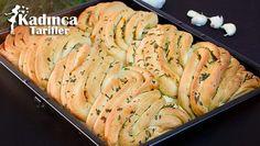 Sarımsaklı Ekmek Tarifi nasıl yapılır? Sarımsaklı Ekmek Tarifi'nin malzemeleri, resimli anlatımı ve yapılışı için tıklayın. Yazar: AyseTuzak