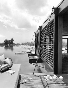 Cocoon House  Paul Rudolph and Ralph Twitchell  Sarasota, FL  1951