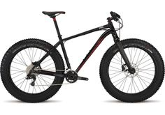 """Specialized Fatboy Expert Fatbike Mountain Bike 2014   All the fun of a fat bike with the performance of a Specialized. The Fatboy combines a lightweight frame and fork with 4.6"""" Specialized Ground Control tyres for nimble handling in the most extreme conditions. https://www.facebook.com/pages/The-Cycle-Showroom-at-FitEquipmentcouk/255849747811096"""