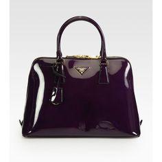 prada mens messenger bags - PRADA Spazzolato Fume Square Bag ($2,175) ? liked on Polyvore ...