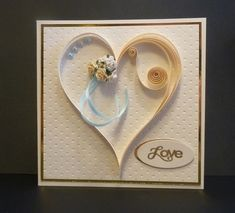 FC:Quilled Heart