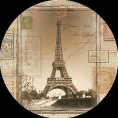 Eiffel Tower, Set of 4 Sandstone Coasters by Thirstystone Marble Coasters, Drink Coasters, Coaster Holder, Coaster Set, Wine Supplies, Coaster Crafts, Sandstone Coasters, Slipcovers For Chairs