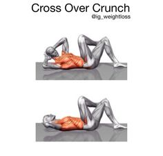 primary muscle group : Abs & Obliques. equipment : No Equipment.