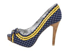Is it yellow or blue? Evoke color that defines you- elegant, trendy, yet chic.