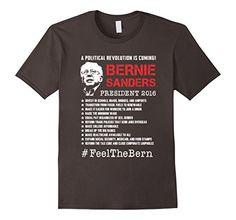 Bernie Sanders Economic Plan T-Shirt - Male Small - Asphalt Gift Corner http://www.amazon.com/dp/B016NEND32/ref=cm_sw_r_pi_dp_sXefxb1Q6XK2R
