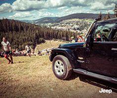 Jeep X Red Bull 400: Was für eine Aussicht!