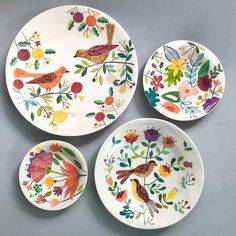shohreh haghighi # ceramics # ceramics # underglazepainting # iranianartist # shohrehhaghig - DIY :D Ceramic Studio, Ceramic Clay, Ceramic Painting, Ceramic Plates, Ceramic Pottery, Painted Ceramics, Pottery Painting Designs, Pottery Designs, Paint Designs