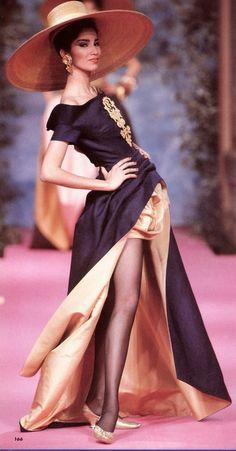 Christian Lacroix S/S 1991 Haute Couture