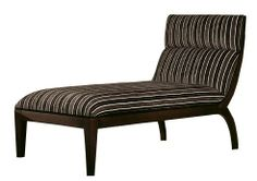 Chaise longues on pinterest chaise longue art deco for Art deco chaise longue