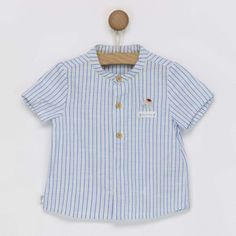 Tommy Hilfiger Delightful Oxford Shirt L//S Blouse Mixte b/éb/é