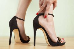 How to Heal Aching Feet from High Heels - Tips for Sore Feet