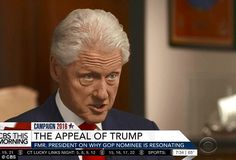 Bill: Hillary has had same thing happen before - but she is fine now